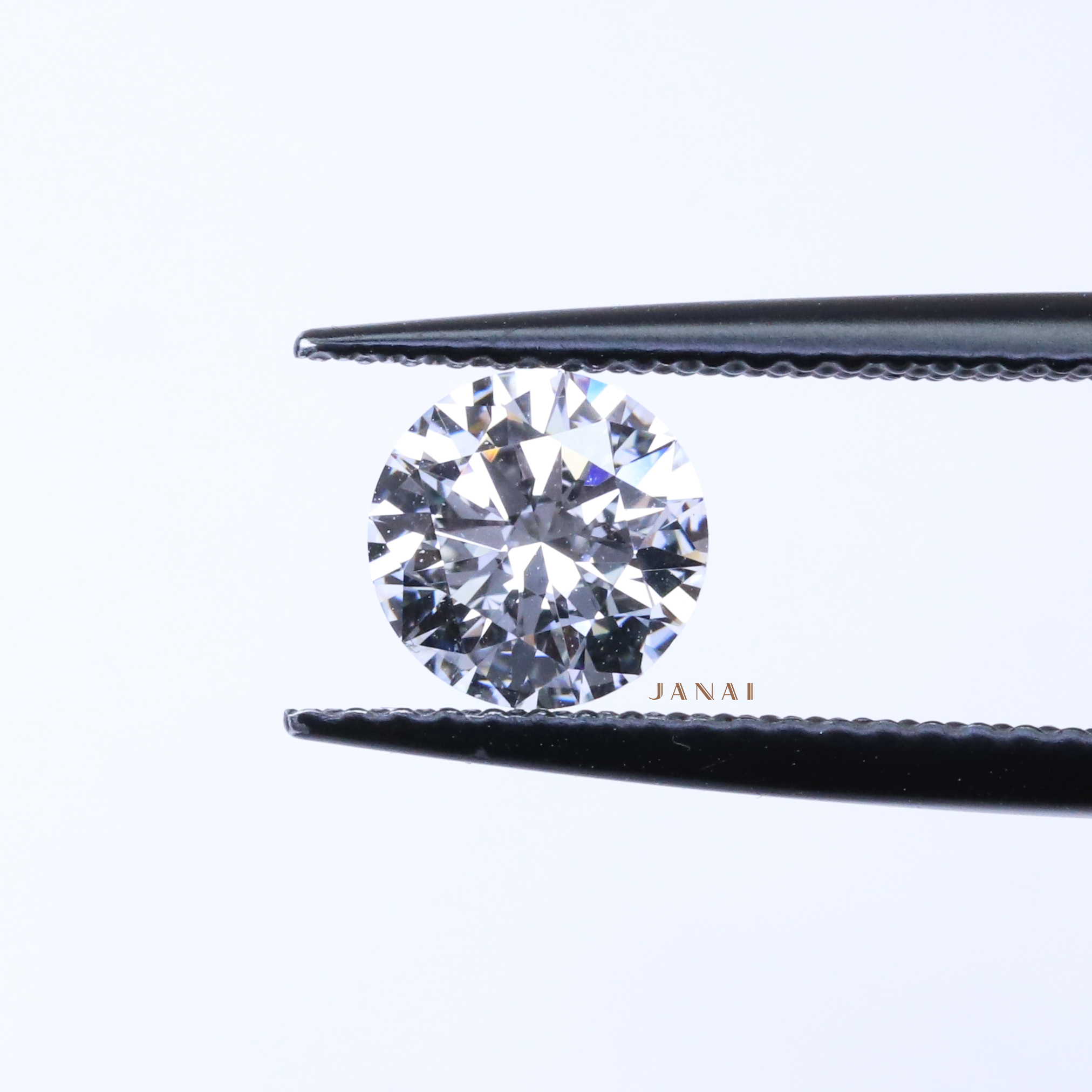 0.91ct Round Brilliant Diamond
