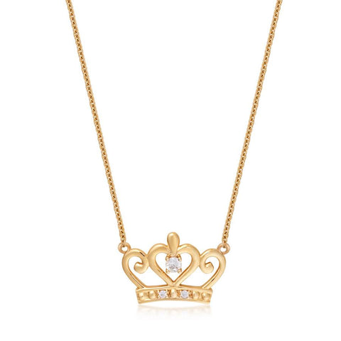 Disney Precious Metal Princess Necklace