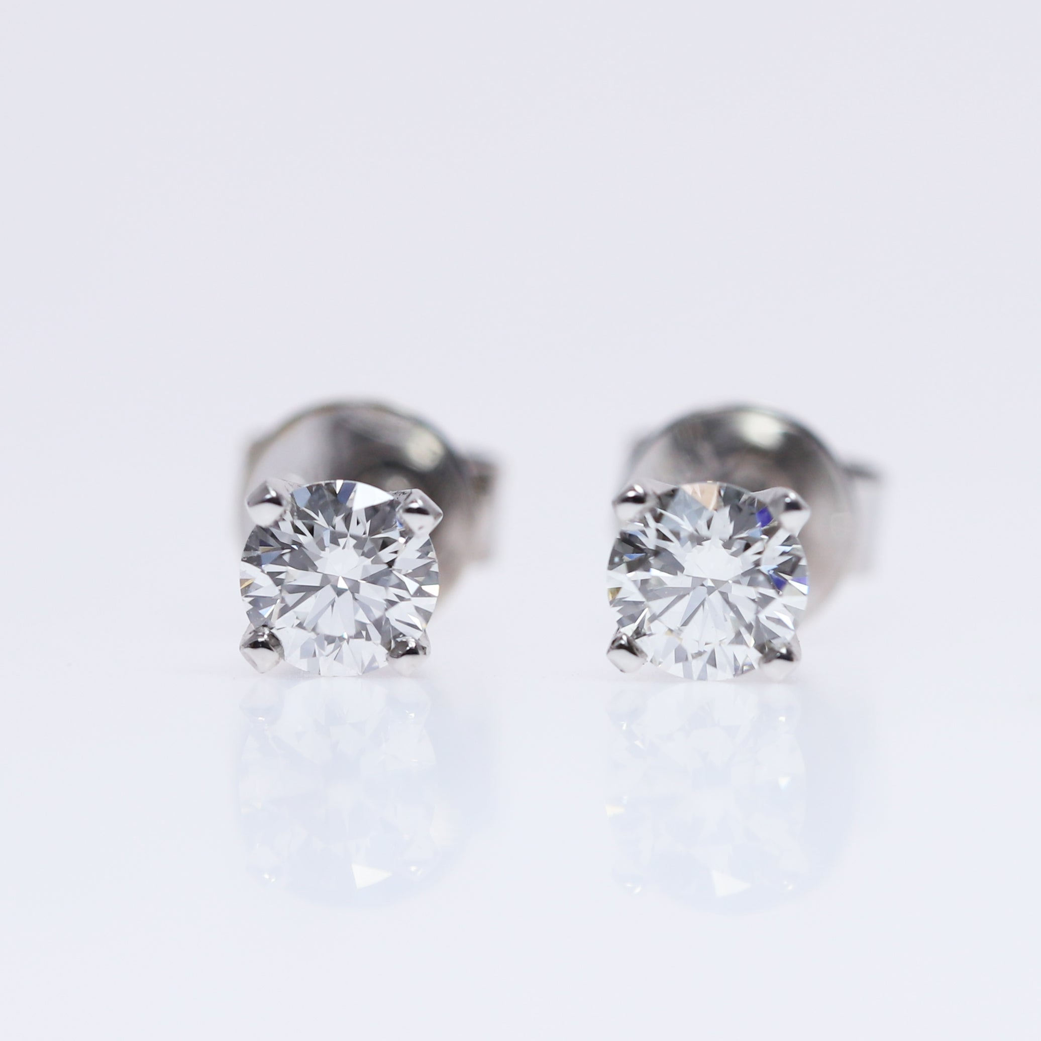 0.61ct CVD Diamond Studs
