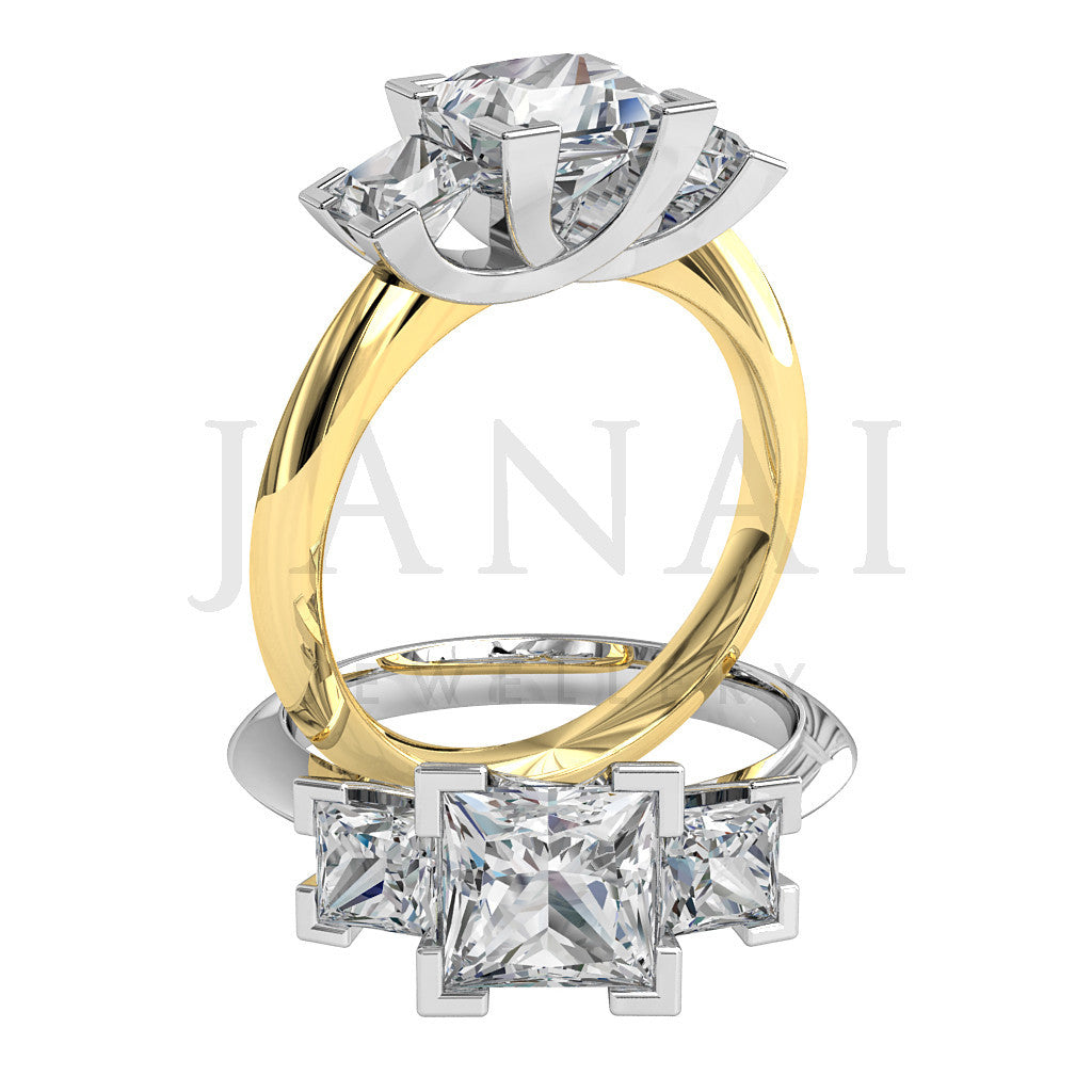 Engagement Ring - Tresor