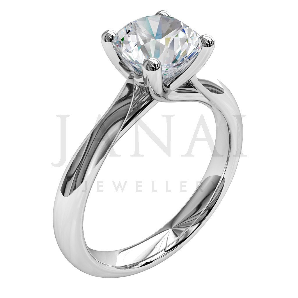 Solitaire Engagement Rings Melbourne Stunning Diamond Rings