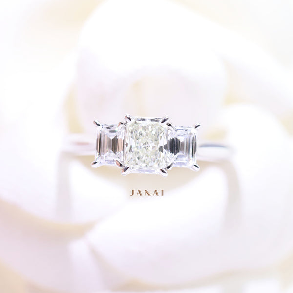 Trilogy Radiant Ring