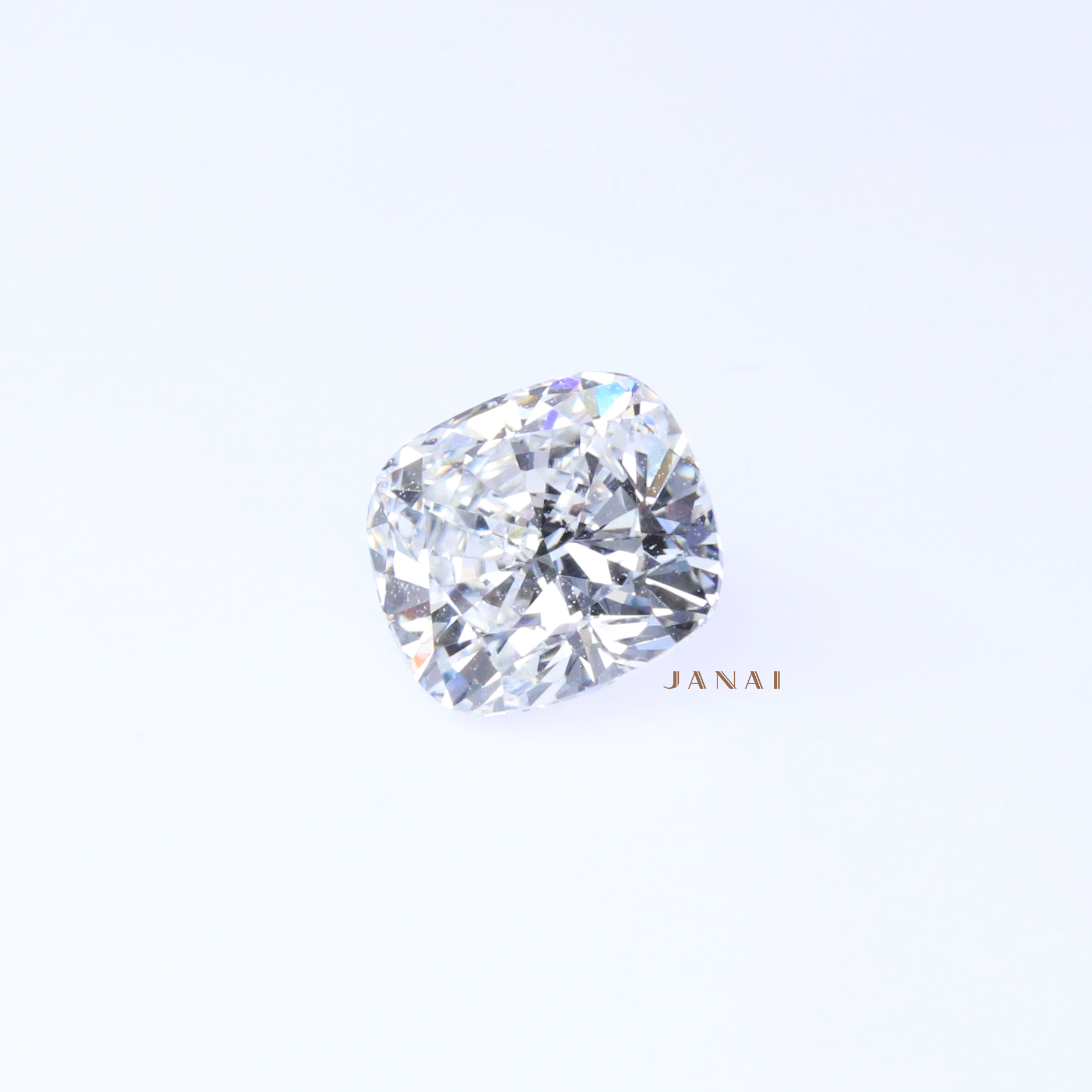1.00ct Cushion Lab Grown Diamond