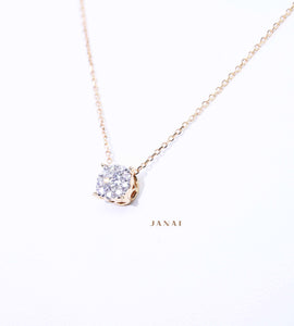 Illusion Set Pendant