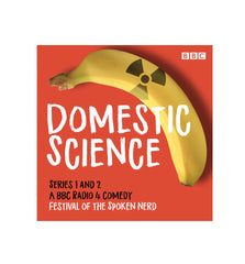 Domestic Science Radio 4 Show - Series 1 & 2