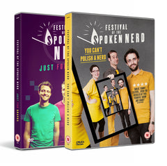 """Pi-Five"" Bundle Offer: Two DVDs plus downloads of all three shows"
