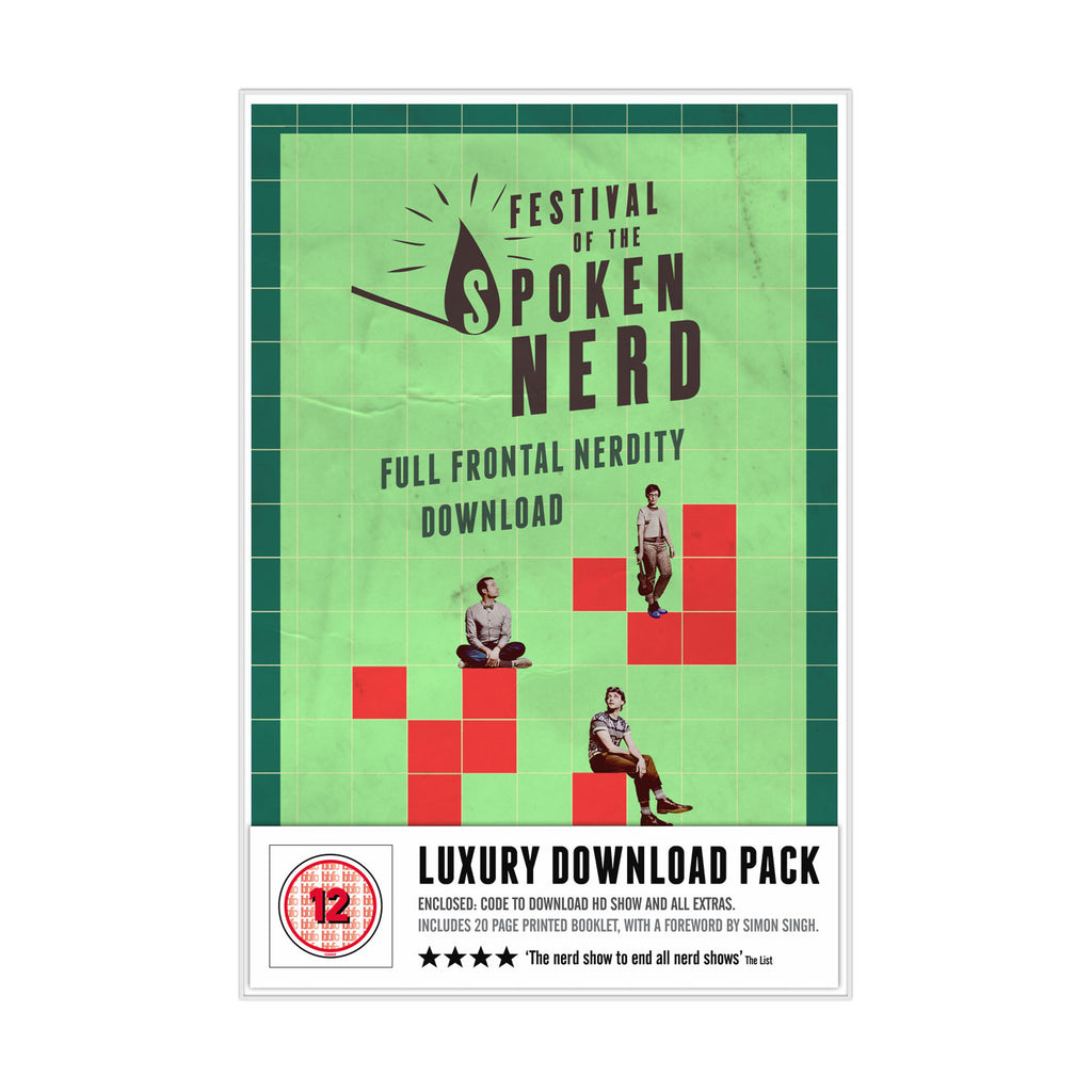 Full Frontal Nerdity Download Gift Pack