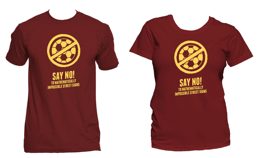 PRE-ORDER: You Can't Polish A Nerd T-Shirts