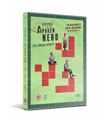 Full Frontal Nerdity DVD