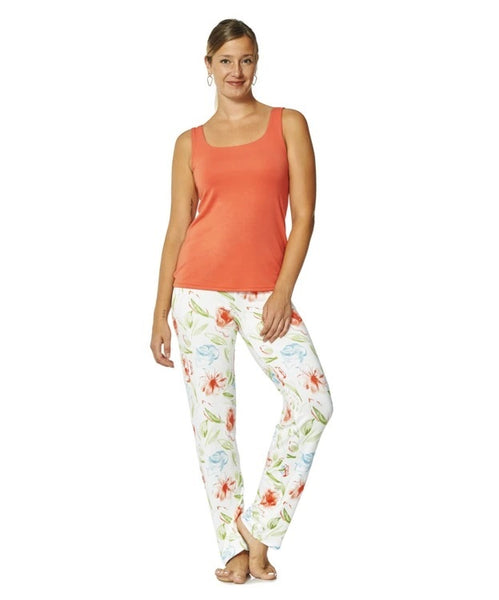 Arianne Pant - Floral Print - Lily Pad Lingerie