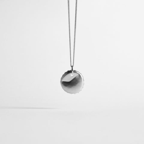 BOTTLE TOP / silver - alexorso