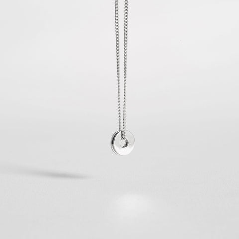 DOUBLE WASHER / silver - alexorso