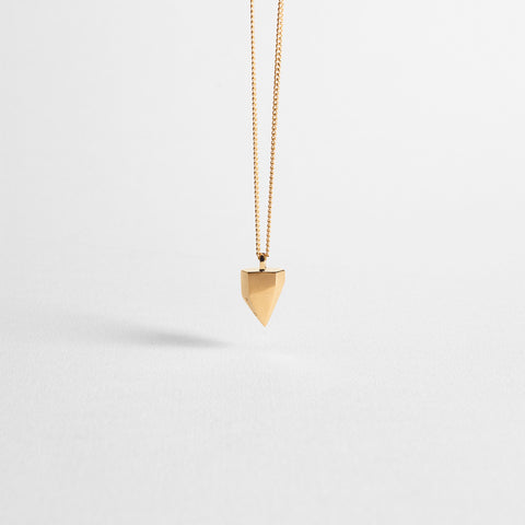 SHARK TOOTH / gold - alexorso