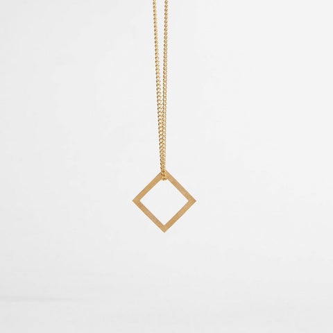 SQUARE / gold