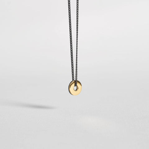 DOUBLE WASHER / gold+ruthenium - alexorso
