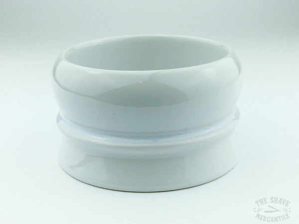 Fine Accoutrements Soap Bowl - White
