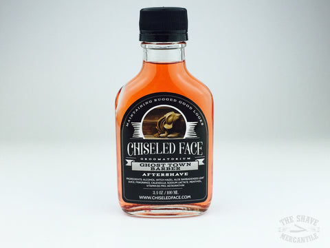 Chiseled Face Aftershave Splash - Ghost Town Barber