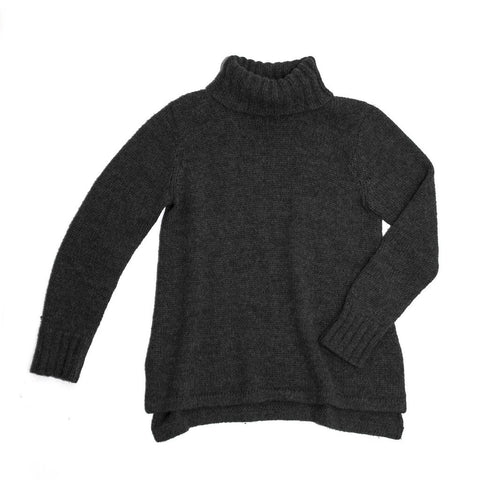 Women's Highneck Sweater in Multiple Colors