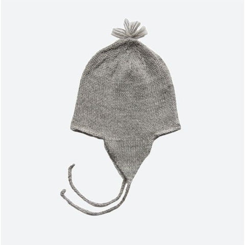 Baby Andean Hat in Dove