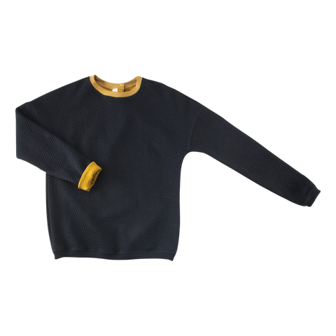 Women's Pullover Waffle