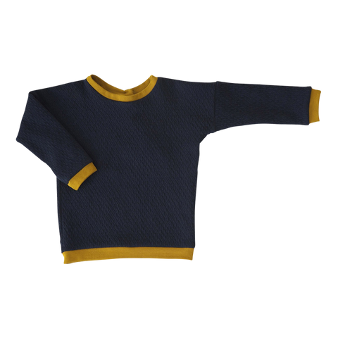 Kids Pullover Waffle