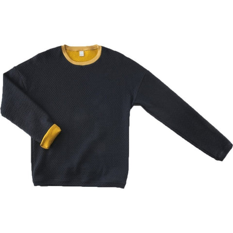 Men's Pullover Waffle
