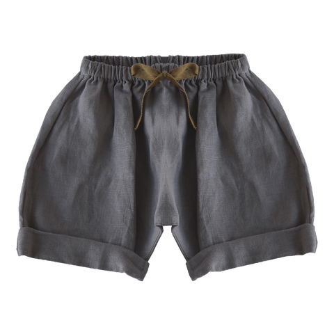 Sarouel Shorts in Taupe - Sissonne