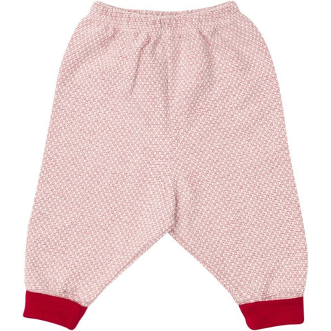 Jodhpur Pearl Knit in Japan Red