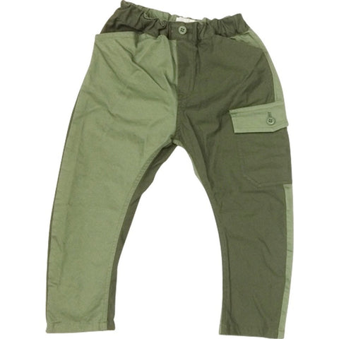 Banana Crazy Pants in Khaki