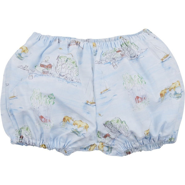 Bloomers in a Box in Swedish Lakes Print - Annaliv