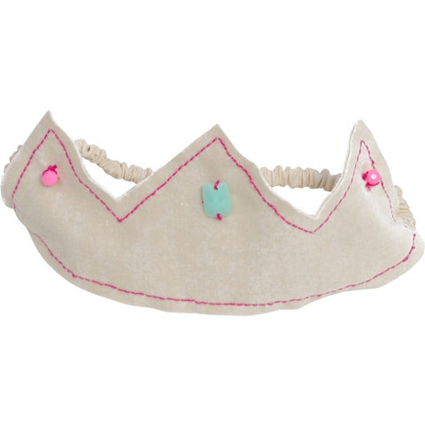 Crown in Cream - Frou Frou
