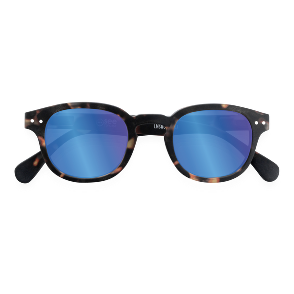 Junior Mirrored #C in Tortoise - See Concept | niko+ava