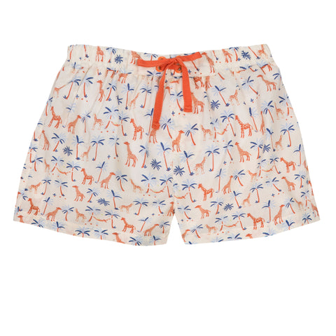 Dindon Swim Trunks in Jahkra - Les Enfantines