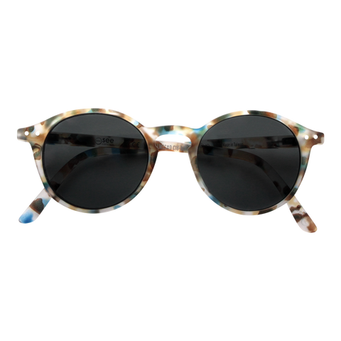 Junior Sun #D in Blue Tortoise