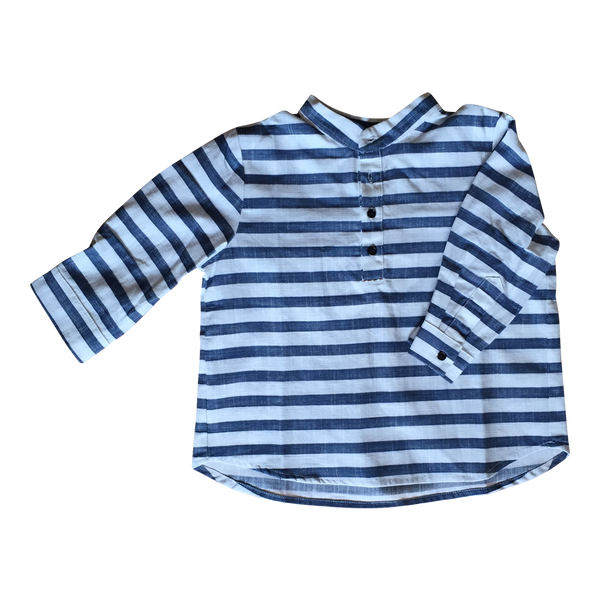 Sasha Shirt in Stripes