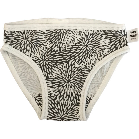 Zut Cotton Panty in Sea Urchin Print