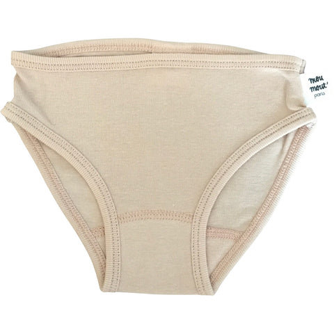 Zut Cotton Panty in Nude