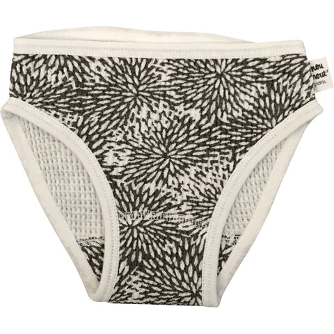Zut Bee Honeycomb Panty in Sea Urchin Print