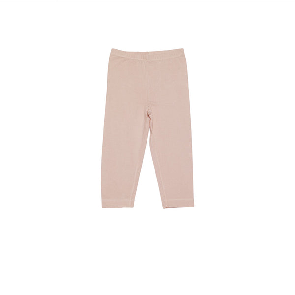 Jersey Leggings in Rose - Pierrot la Lune | niko+ava