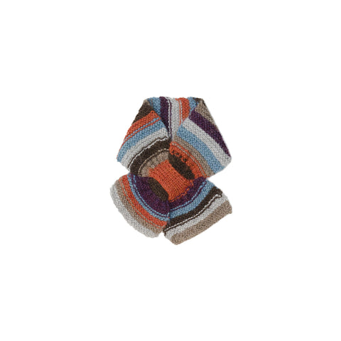 As We Grow - Baby Scarf in Multi Stripe