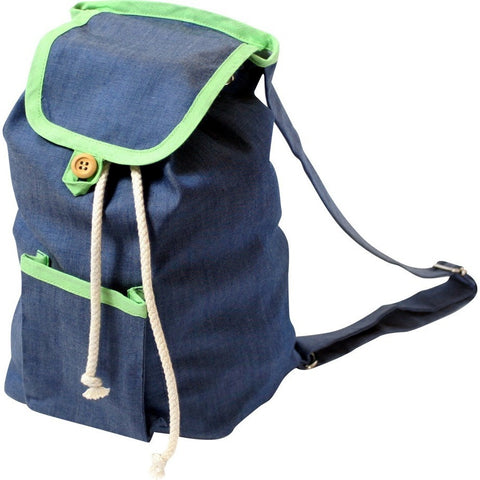 Knapsack in Denim
