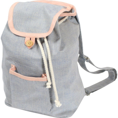 Knapsack in Light Grey