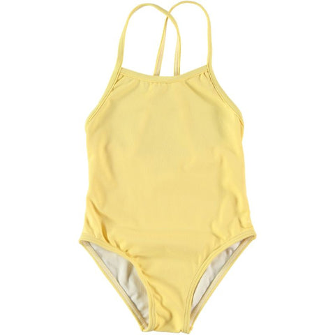 Swimsuit in Yellow - Curumi | niko+ava