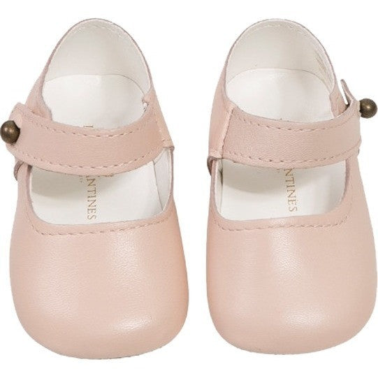 Libellule Baby Shoes in Pink