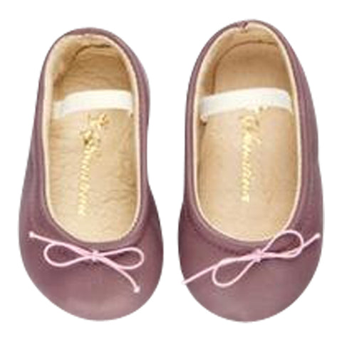 Pampered Shoes in Lilac Leather