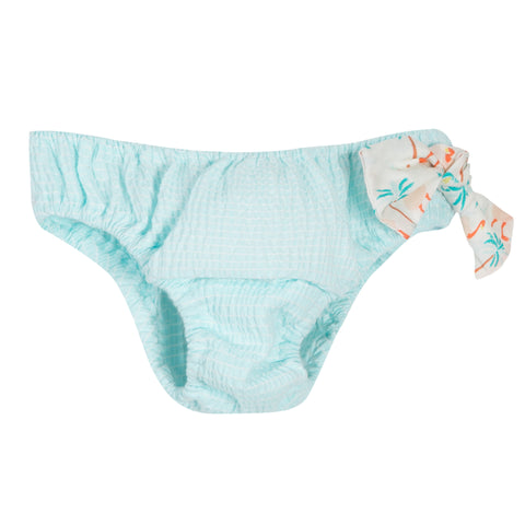 Papillon Bikini Bottoms in Turquoise