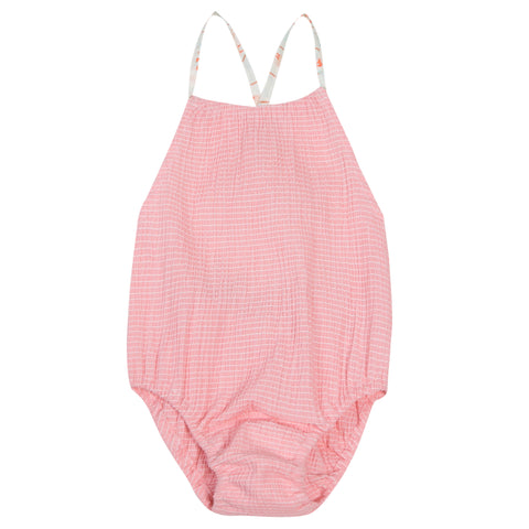 Papillon Swimsuit in Pink
