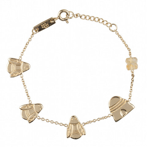Queen Bee Daughter Bracelet