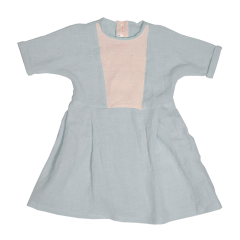 Renoir Dress in Grey