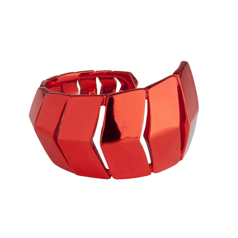 Tara Bangle in Red